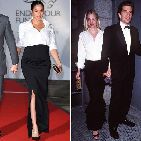 Clothing, Suit, Formal wear, Fashion, Dress, Carpet, Red carpet, Tuxedo, Pantsuit, White-collar worker,