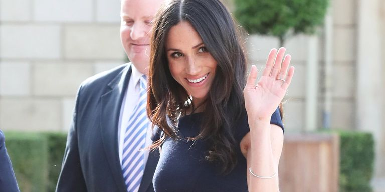 Could Meghan Markle Give Her Own Toast At Her Wedding Reception