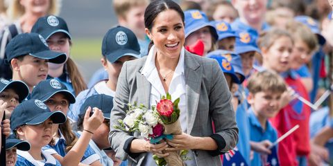 Will Meghan Markle's Friends Throw Her a Baby Shower?