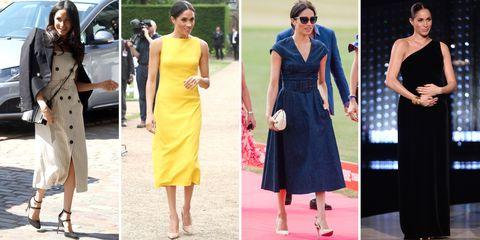 Clothing, Dress, Yellow, Fashion, Fashion model, Shoulder, Formal wear, Footwear, Bridal party dress, Street fashion,