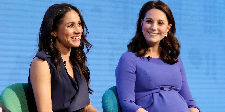 Meghan Markle is Keeping Kate Middleton Company During Her Pregnancy Meghan Markle is Keeping Kate Middleton Company During Her Pregnancy new images