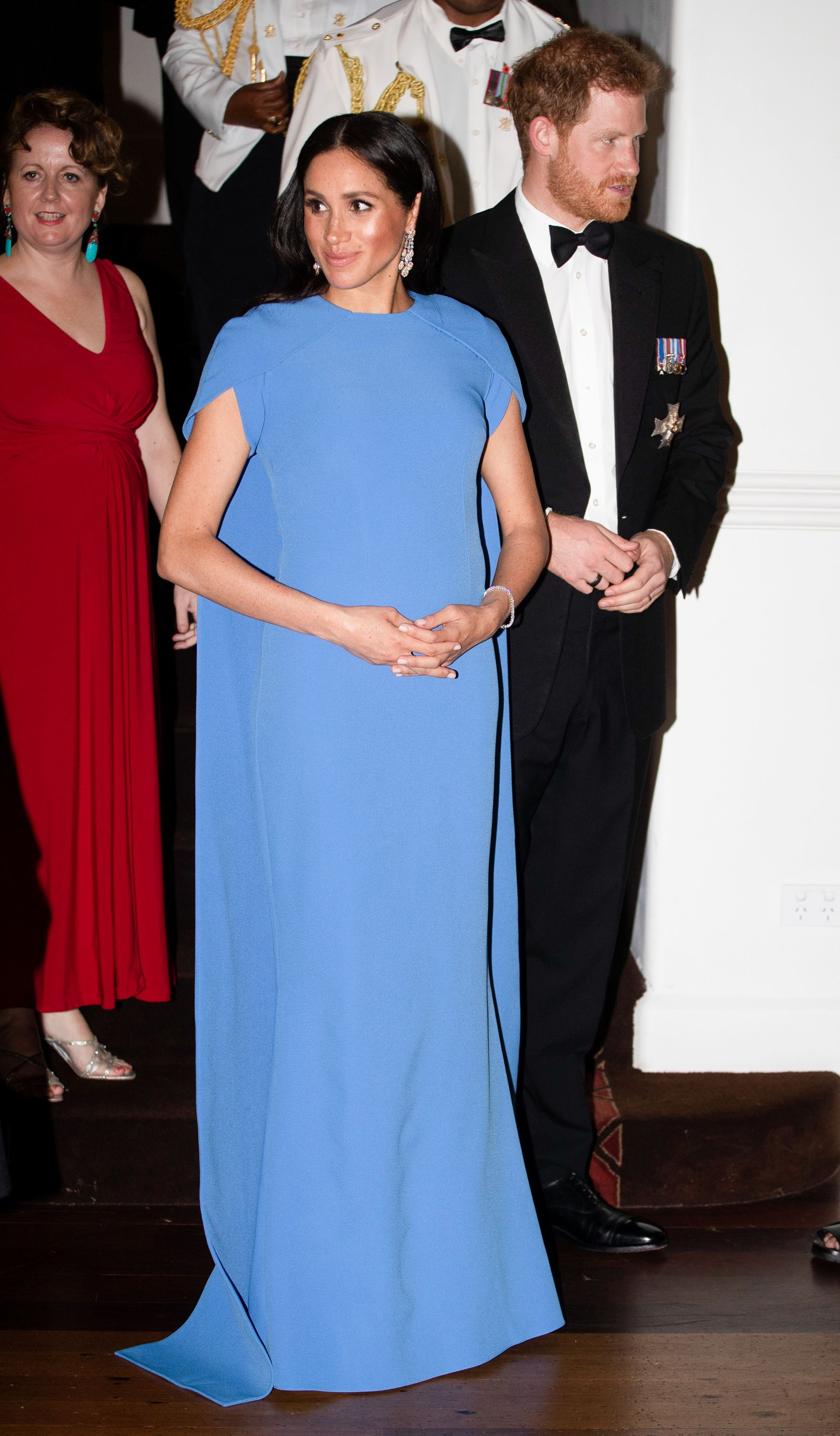 474078904544d Meghan Markle Maternity Style - Meghan Markle's Best Pregnancy Outfits and  Fashion