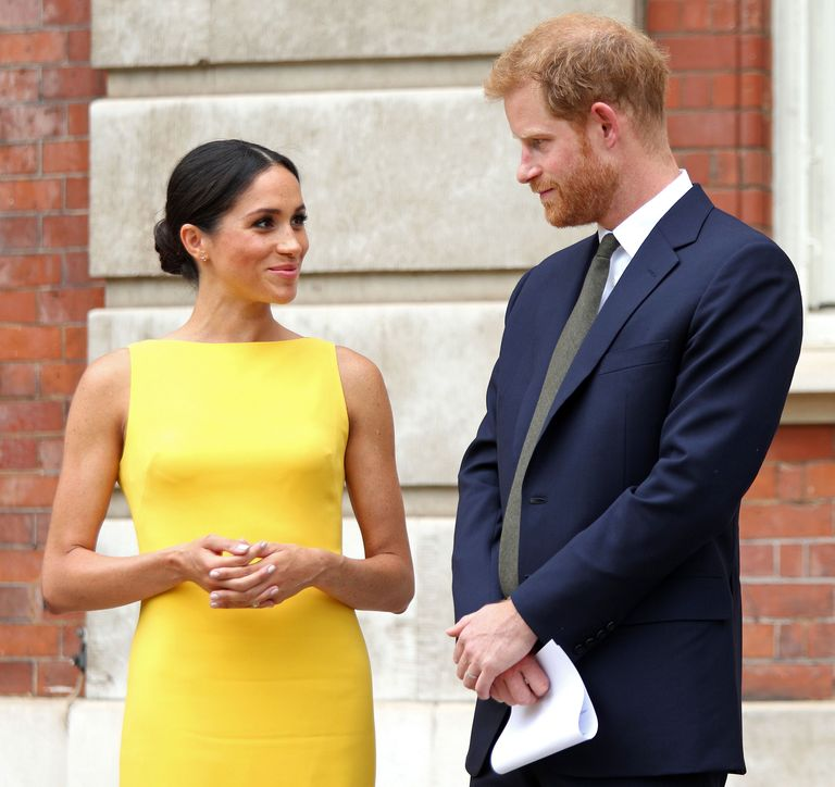 Meghan Markle And Prince Harry Hold Hands At Commonwealth