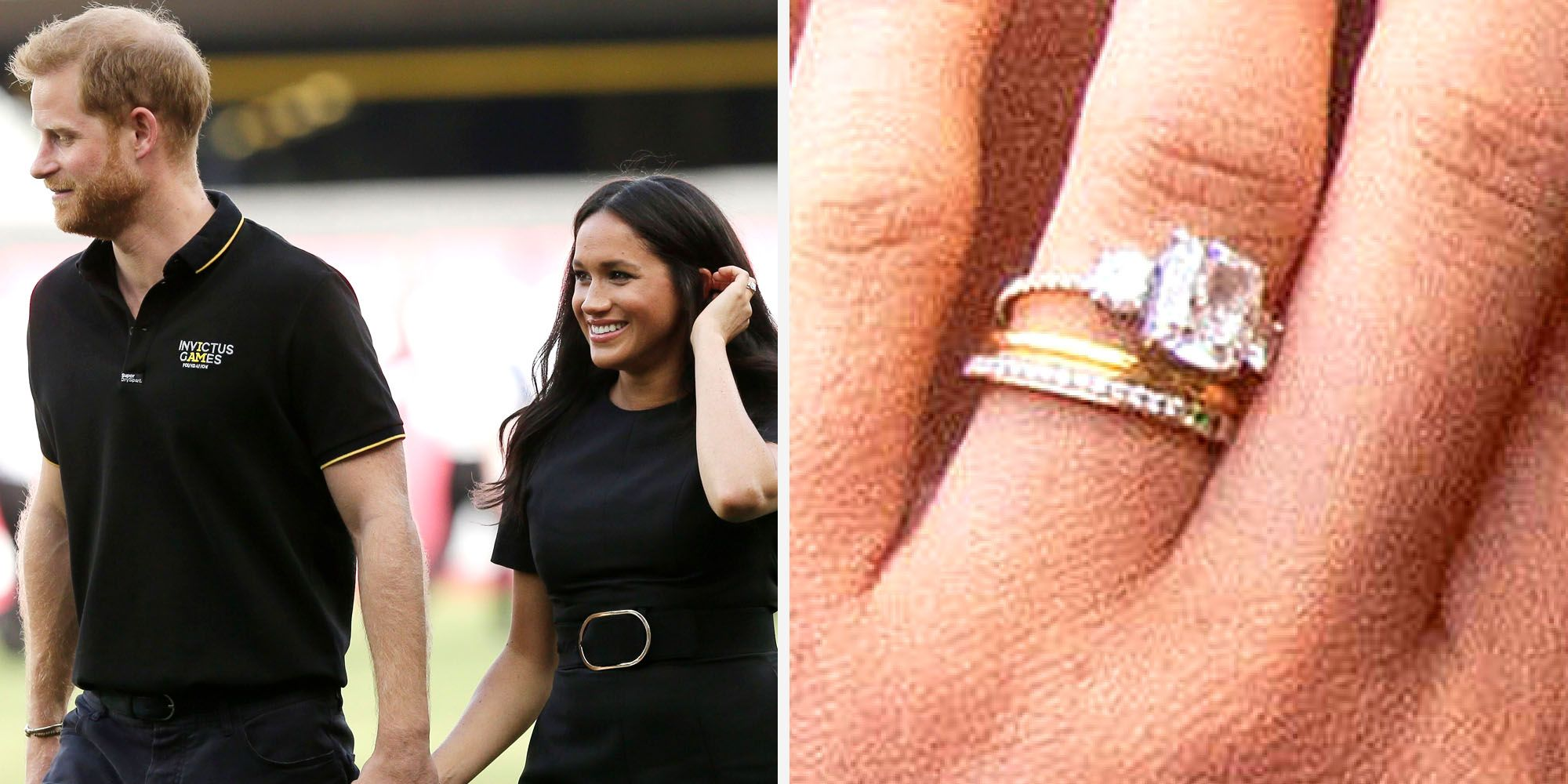 Everything You Need To Know About Meghan Markle S Eternity Ring