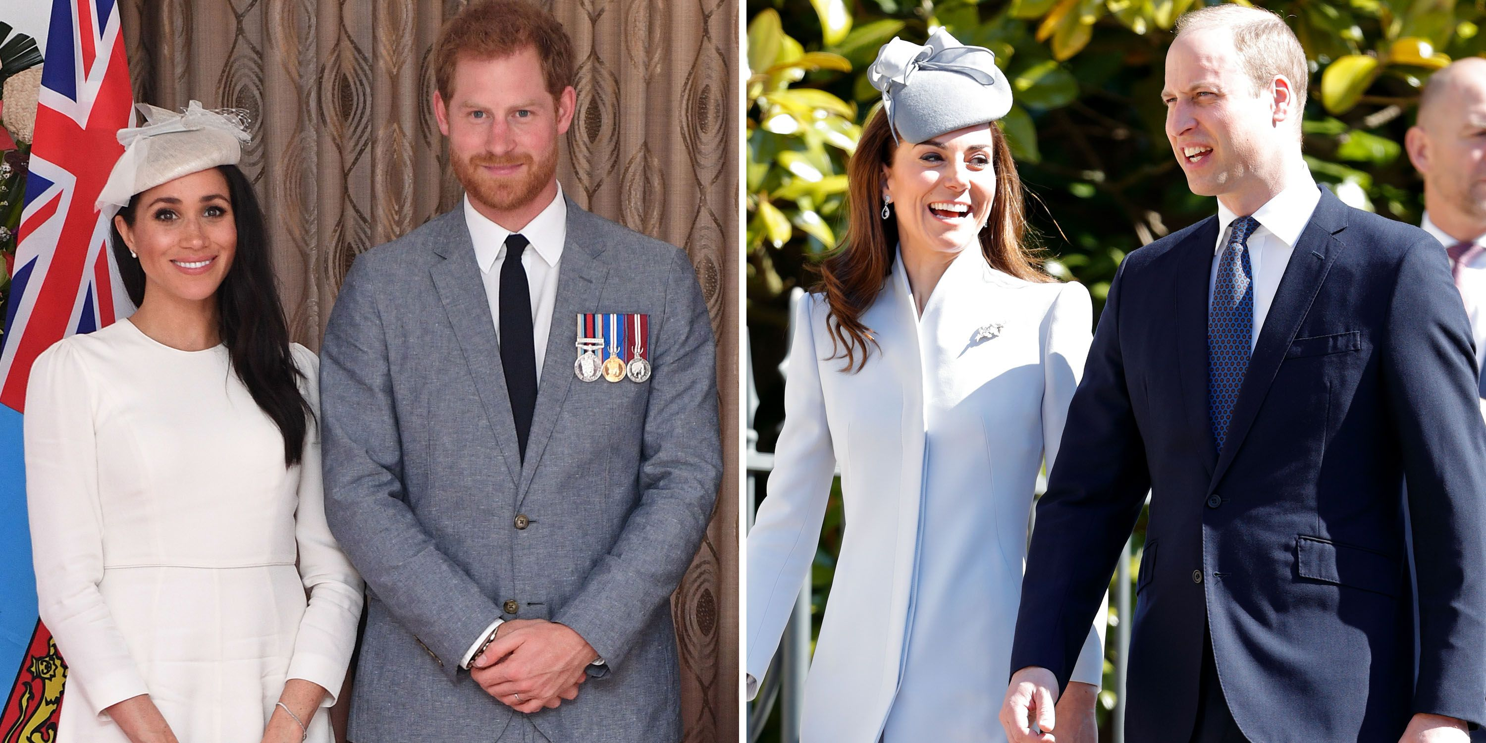 Prince William & Duchess Kate Have Visited Meghan at Frogmore Cottage