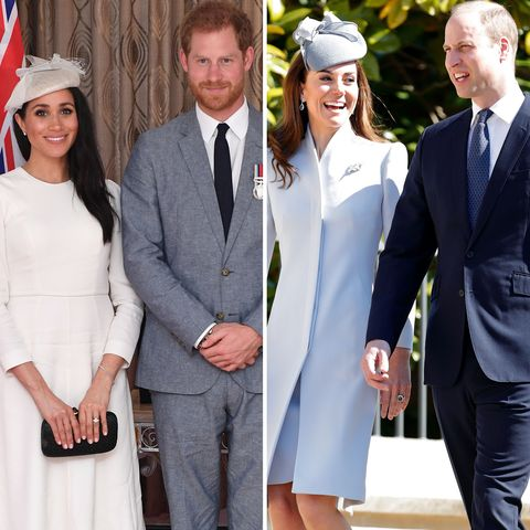 826901508 Prince William and Kate Middleton Visited Meghan Markle at Frogmore ...