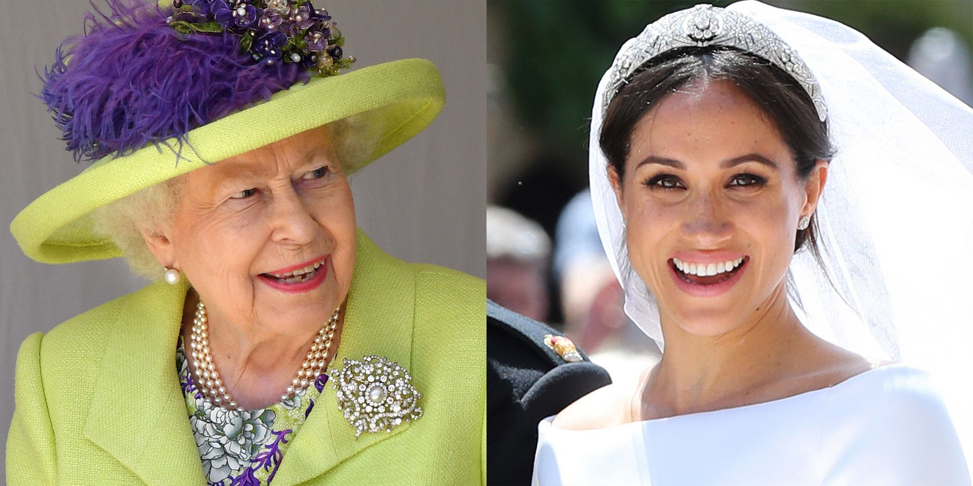 Dont Worry, Meghan Markle Did Curtsy to the Queen at the Royal Wedding