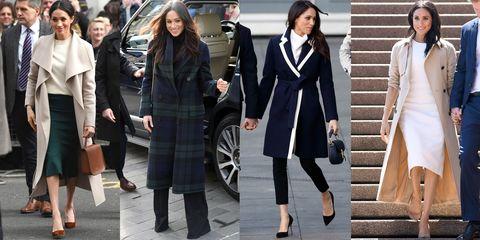 8dfaeb1602b15 How to Dress Like Meghan Markle - Shop Meghan Markle's Royal Duchess ...