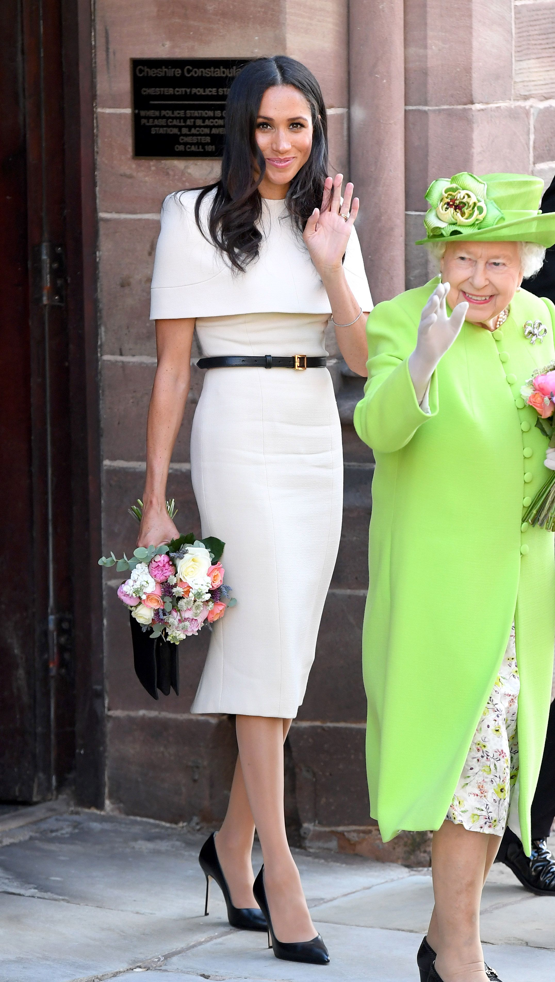 0b6e9c90fd57 100+ Best Meghan Markle Outfits of All Time - Meghan Markle Style Timeline
