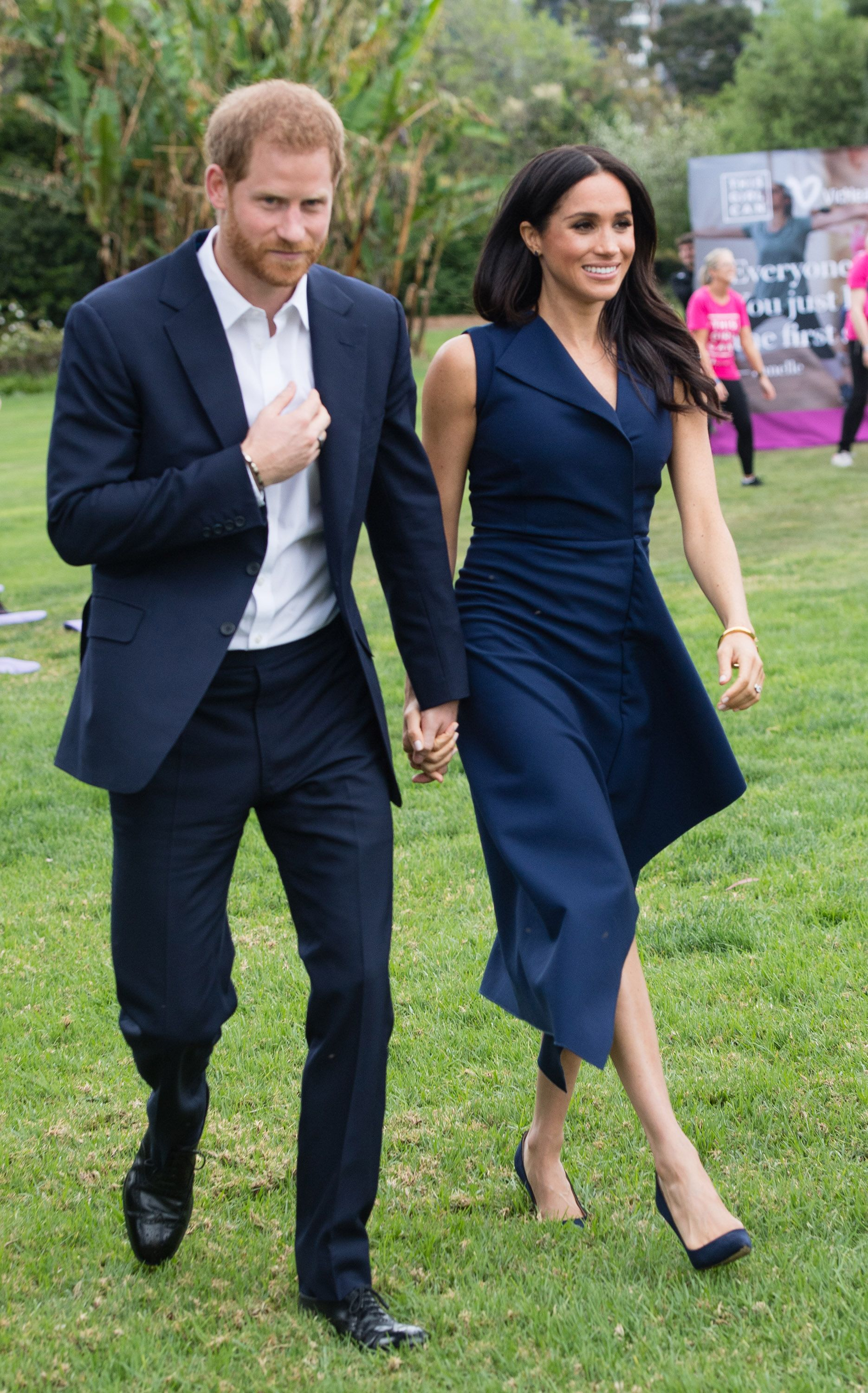 72b021dcab7 100+ Best Meghan Markle Outfits of All Time - Meghan Markle Style Timeline