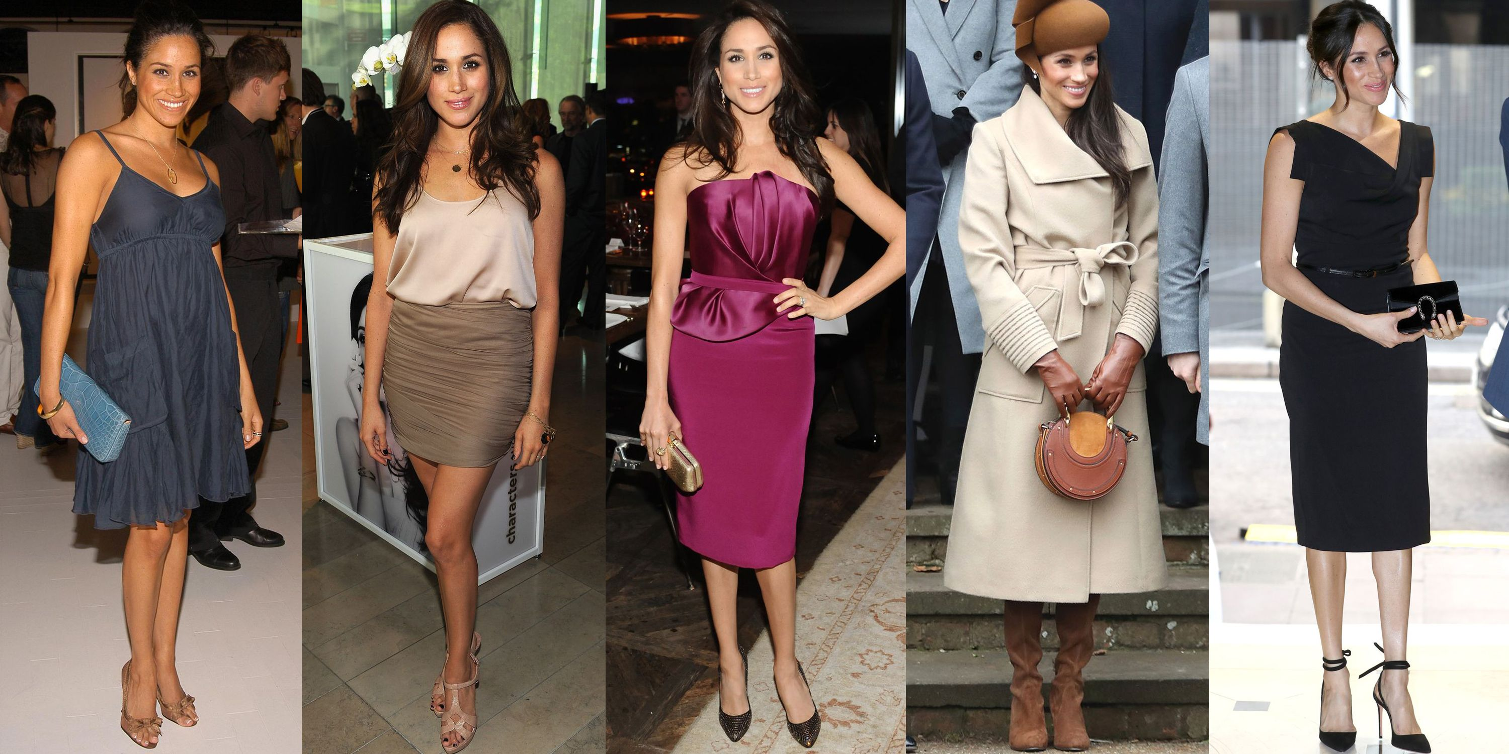 Meghan Markle's Best Style Moments Through the Years