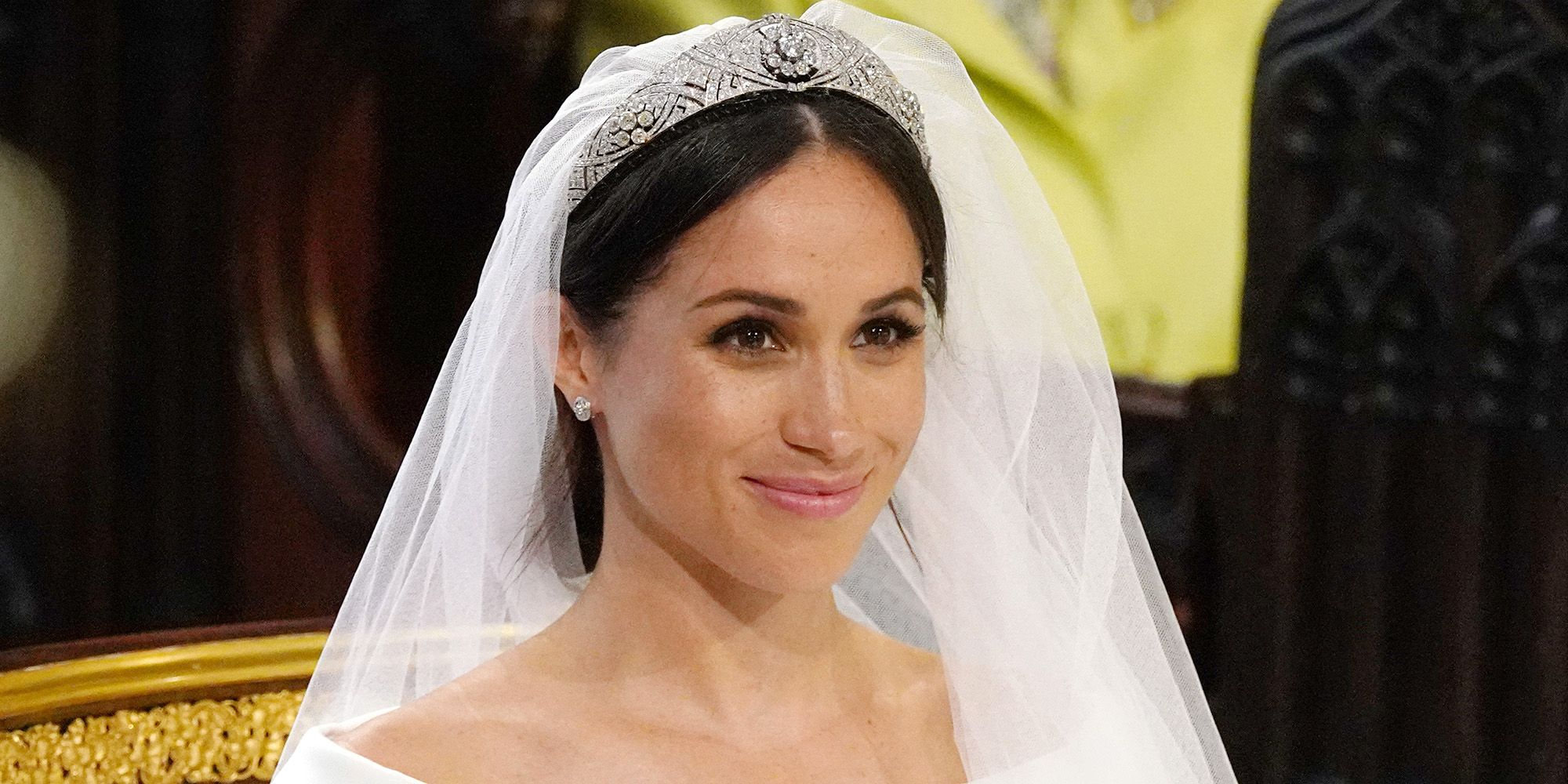 Meghan Markle Wedding Tiara Photos Details Royal Wedding Tiara Guide