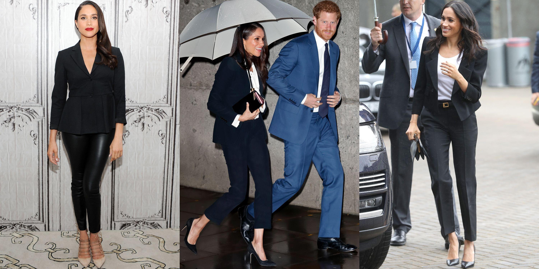 a074767b717 Can Meghan Markle Wear Pants as Royal Duchess  - Royal Protocol for ...