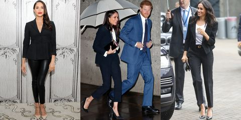 Can Meghan Markle Wear Pants As Royal Duchess Royal Protocol For