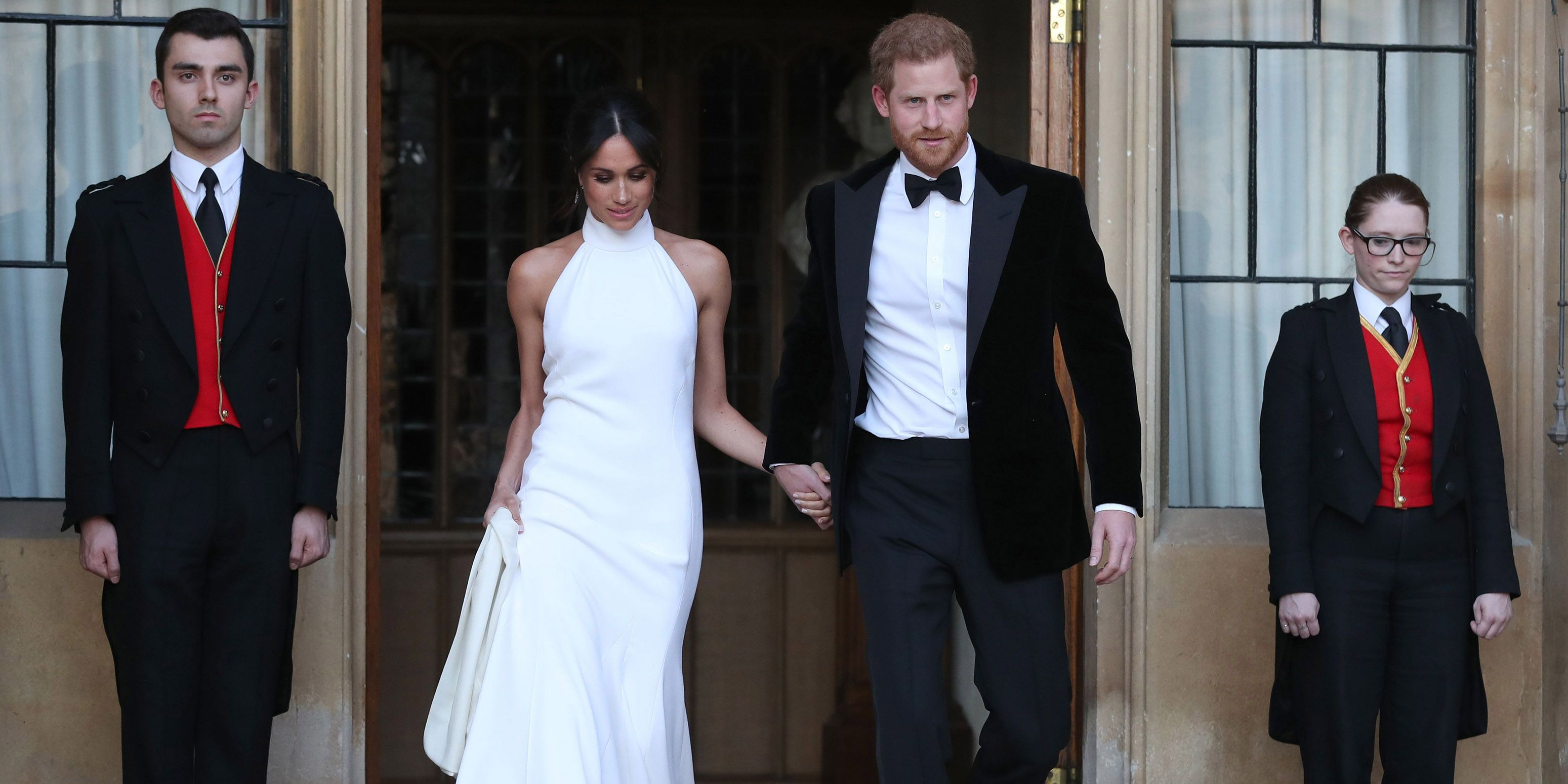 You Can Now Shop Meghan Markles Stella McCartney Wedding Dress In-Store Online
