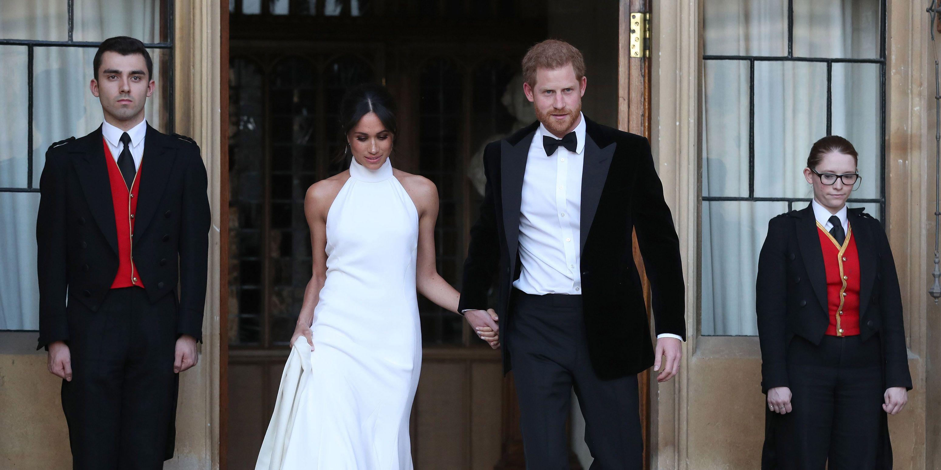 Meghan Markle Will Wear Two Wedding Dresses At Royal Wedding