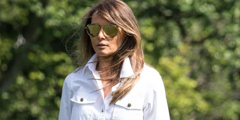68e703a2d5 Melania Trump s Casual Looks Only Appear Approachable - Melania ...