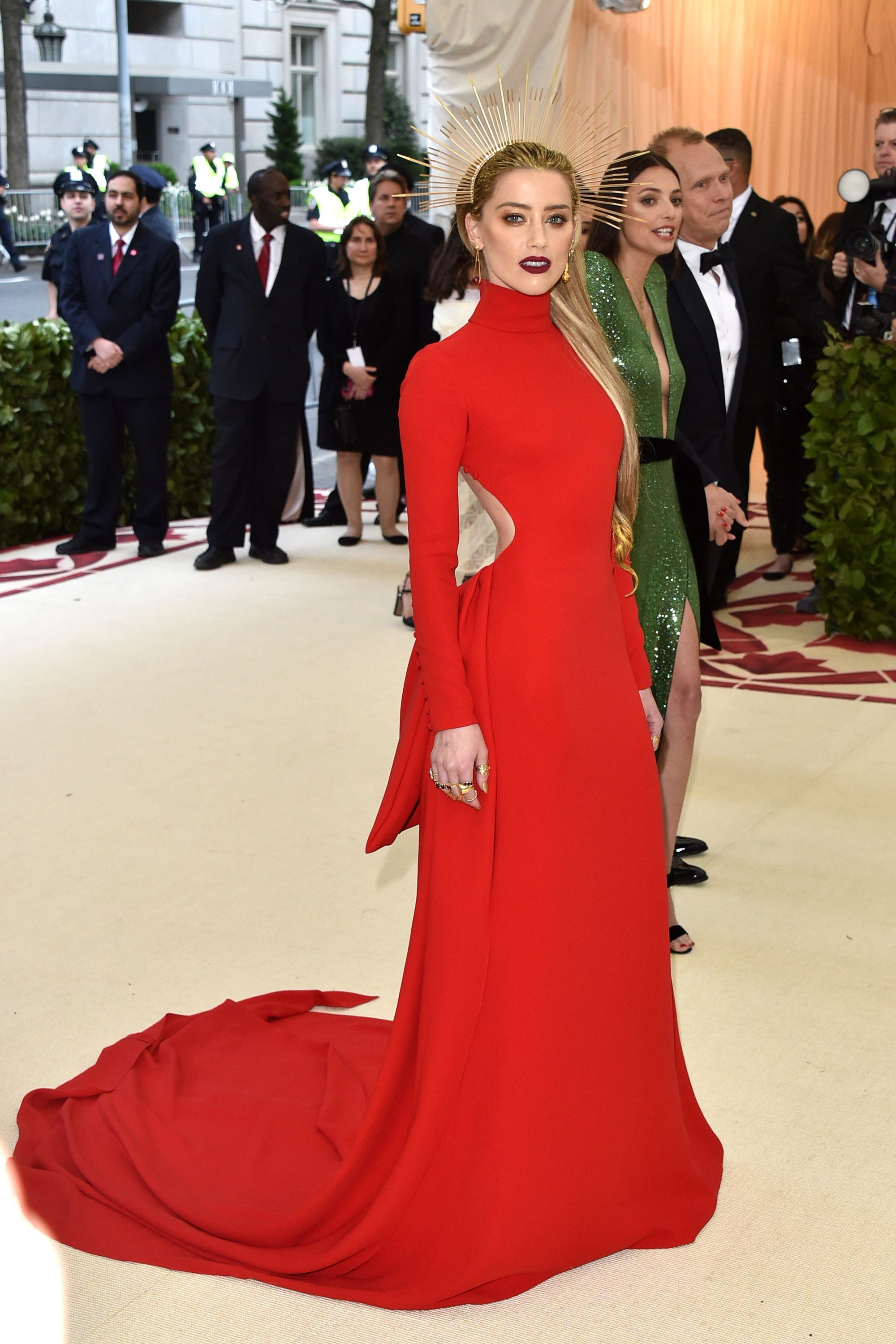 2967d463e3 All Met Gala 2018 Dresses - Met Gala Red Carpet Celebrity Style