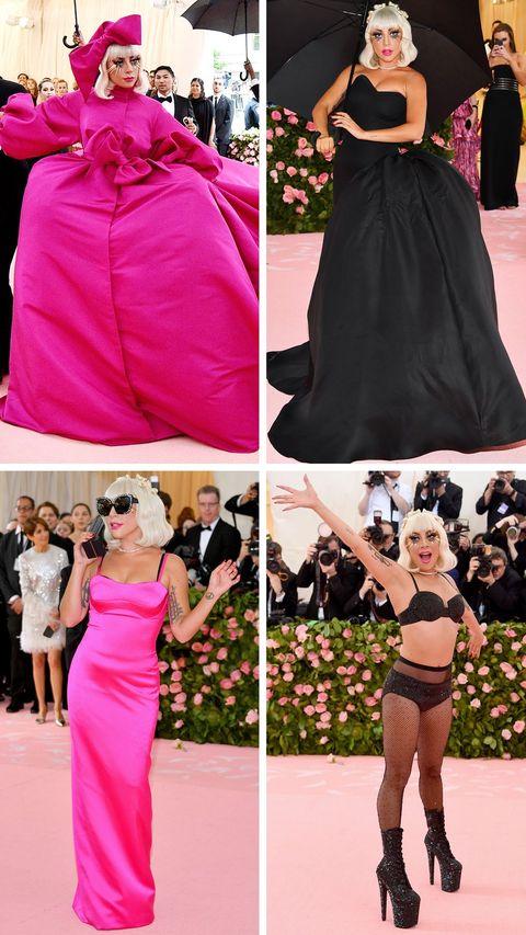 Clothing, Pink, Dress, Flooring, Shoulder, Fashion, Carpet, Red carpet, Gown, Fashion model,