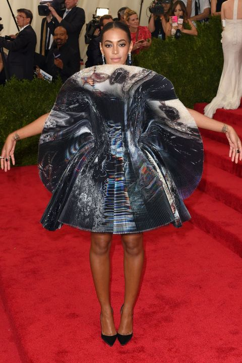Poll: Which Outrageous Dress Is the New Pharrell's Hat ...