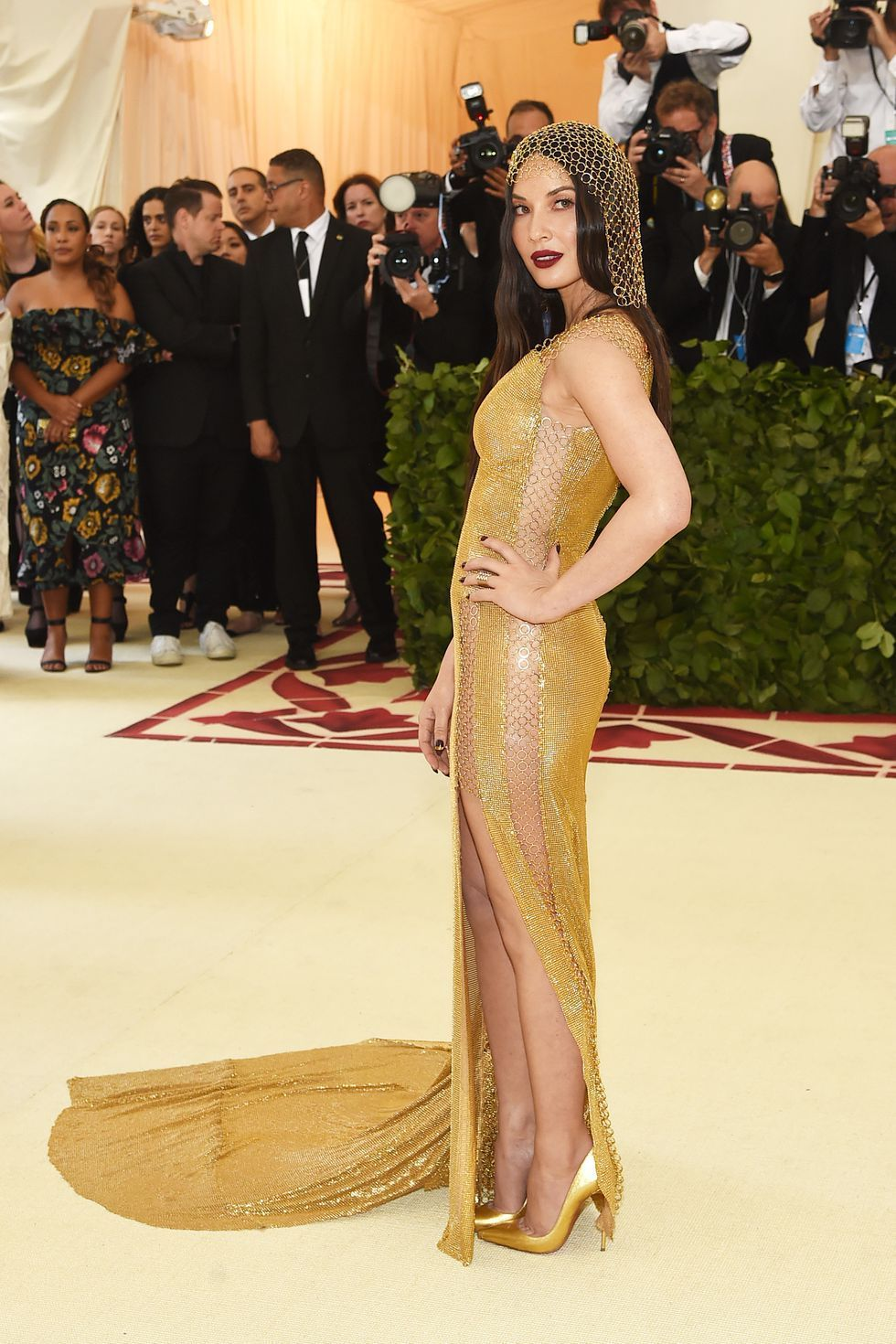 c34bd7c6ab The Most Scandalous Met Gala Dresses of All Time