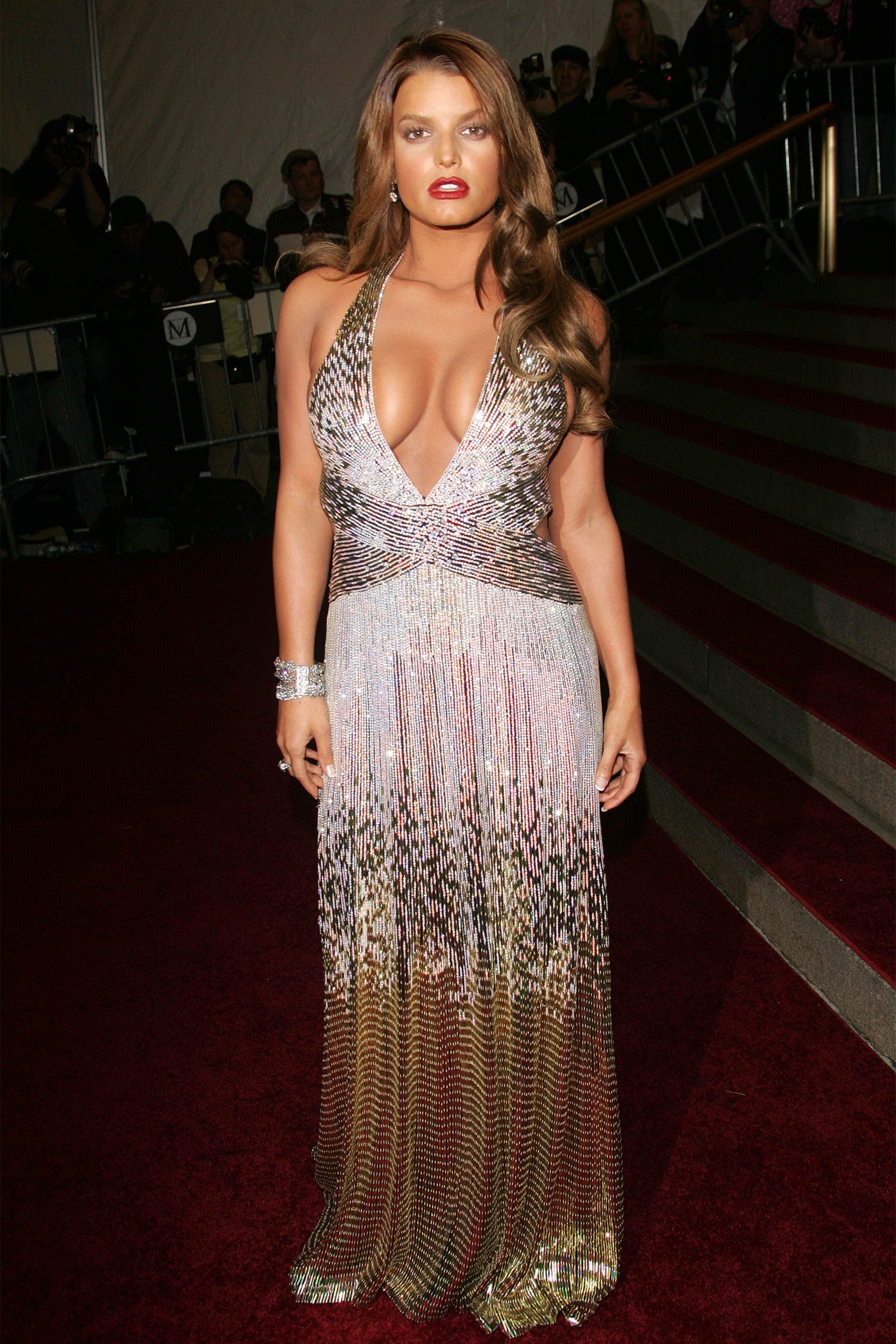 c4d532e8e Sexiest Met Gala Dresses - Celebrities in Sexy Dresses at the Met Gala