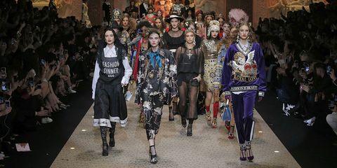 527fe7fdd22 Best Fall 2018 Runway Looks at Milan Fashion Week - Milan Fashion ...