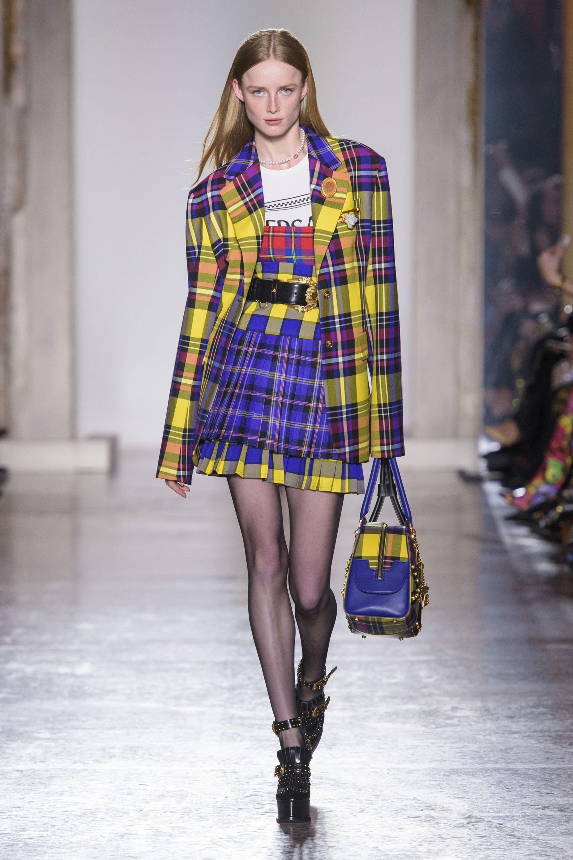 1b0106a3f37 Best Fall 2018 Runway Looks at Milan Fashion Week - Milan Fashion Week Fall  2018 Shows