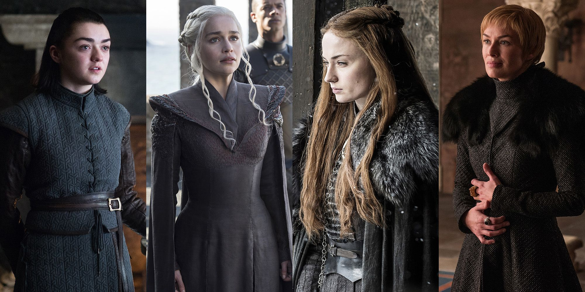 Game Of Thrones Costumes Designed By Michele Clapton Game Of Thrones Season 7 Style