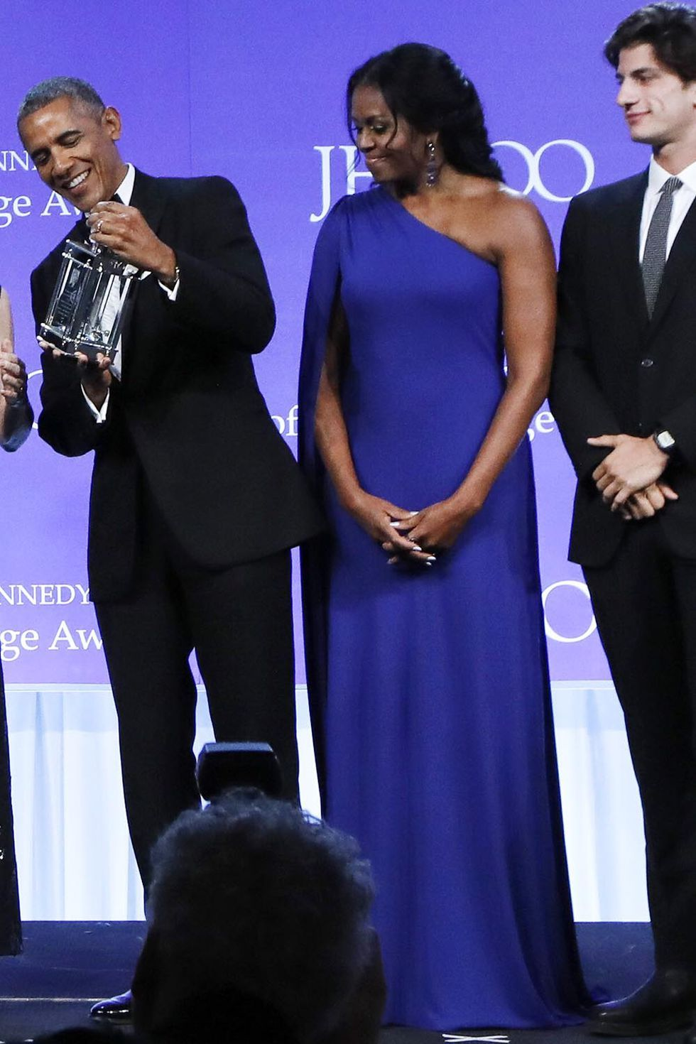 Michelle Obama Wearing A Thong