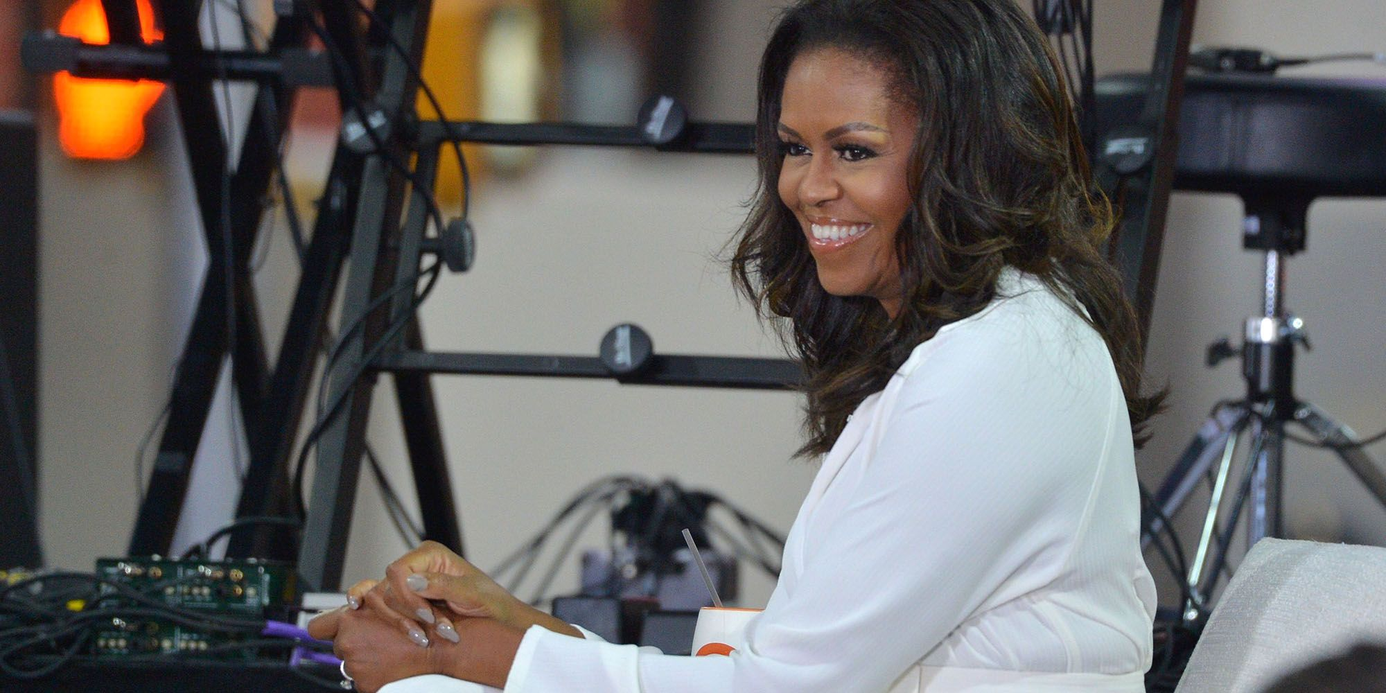 Michelle Obama Has the Perfect Response to the Backlash Against the #MeToo Movement