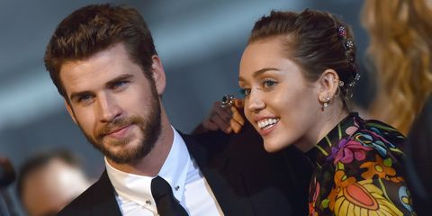 Miley Cyrus And Liam Hemsworth Might Not Ever Marry But Theyre