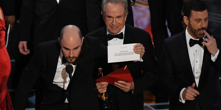 Remembering Oscars 2017 Best Picture Mistake When They Announced the