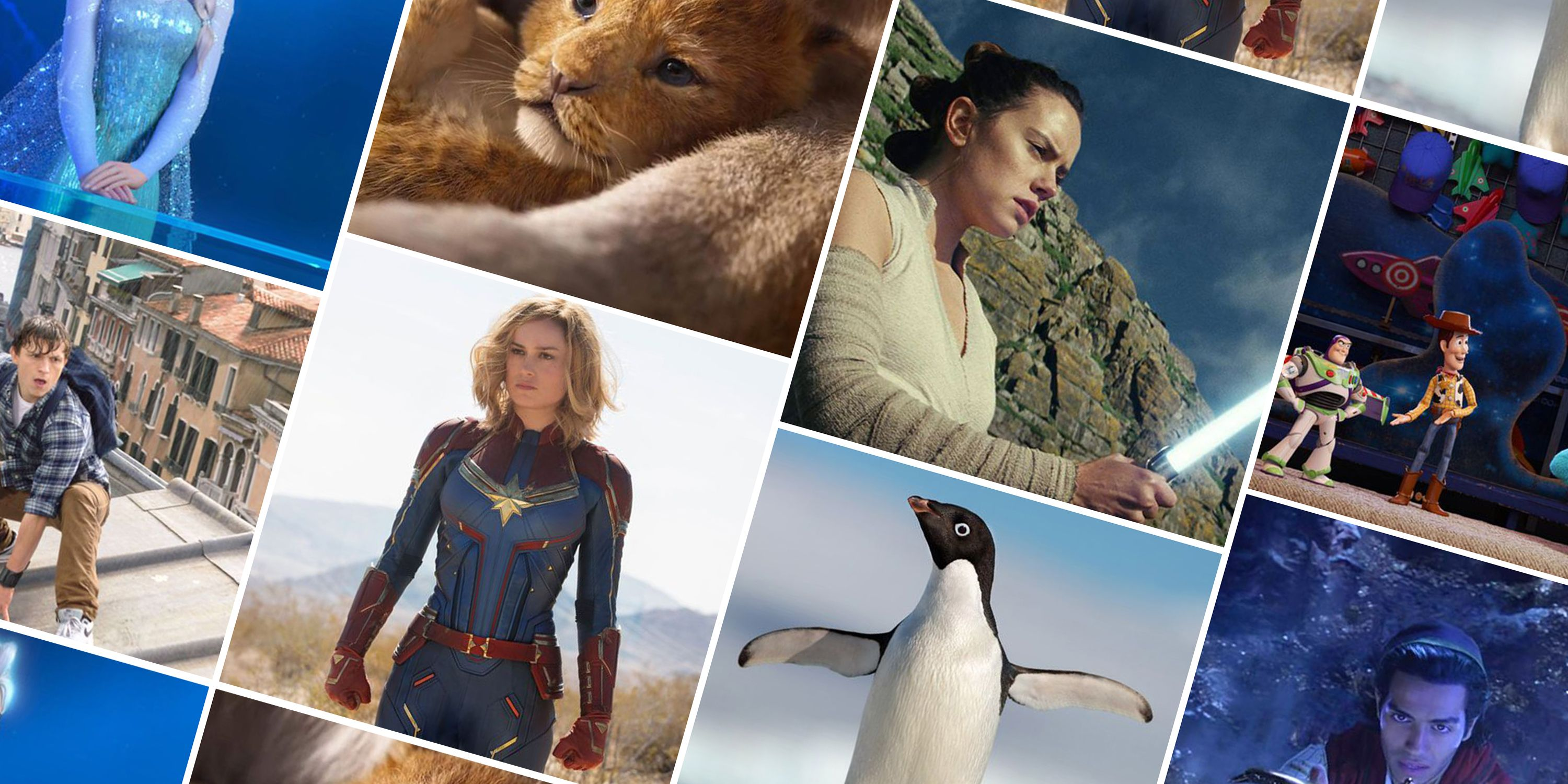 13 New Disney Movies You'll Want to See in Theaters This Year
