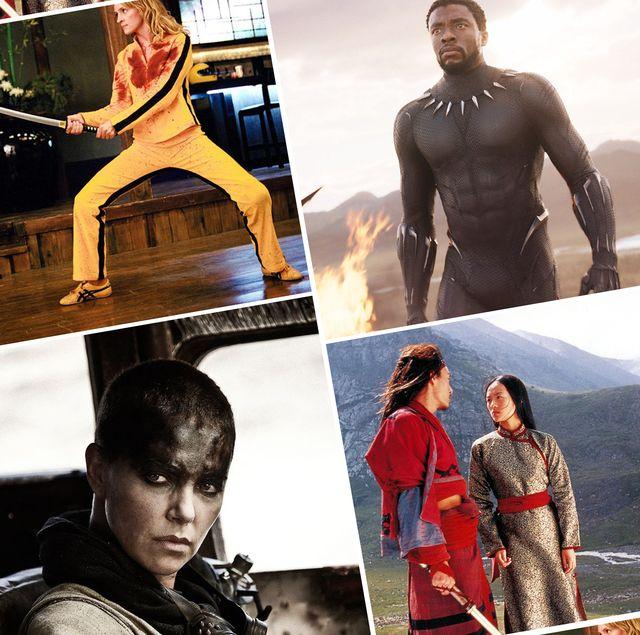 best action, adventure movies