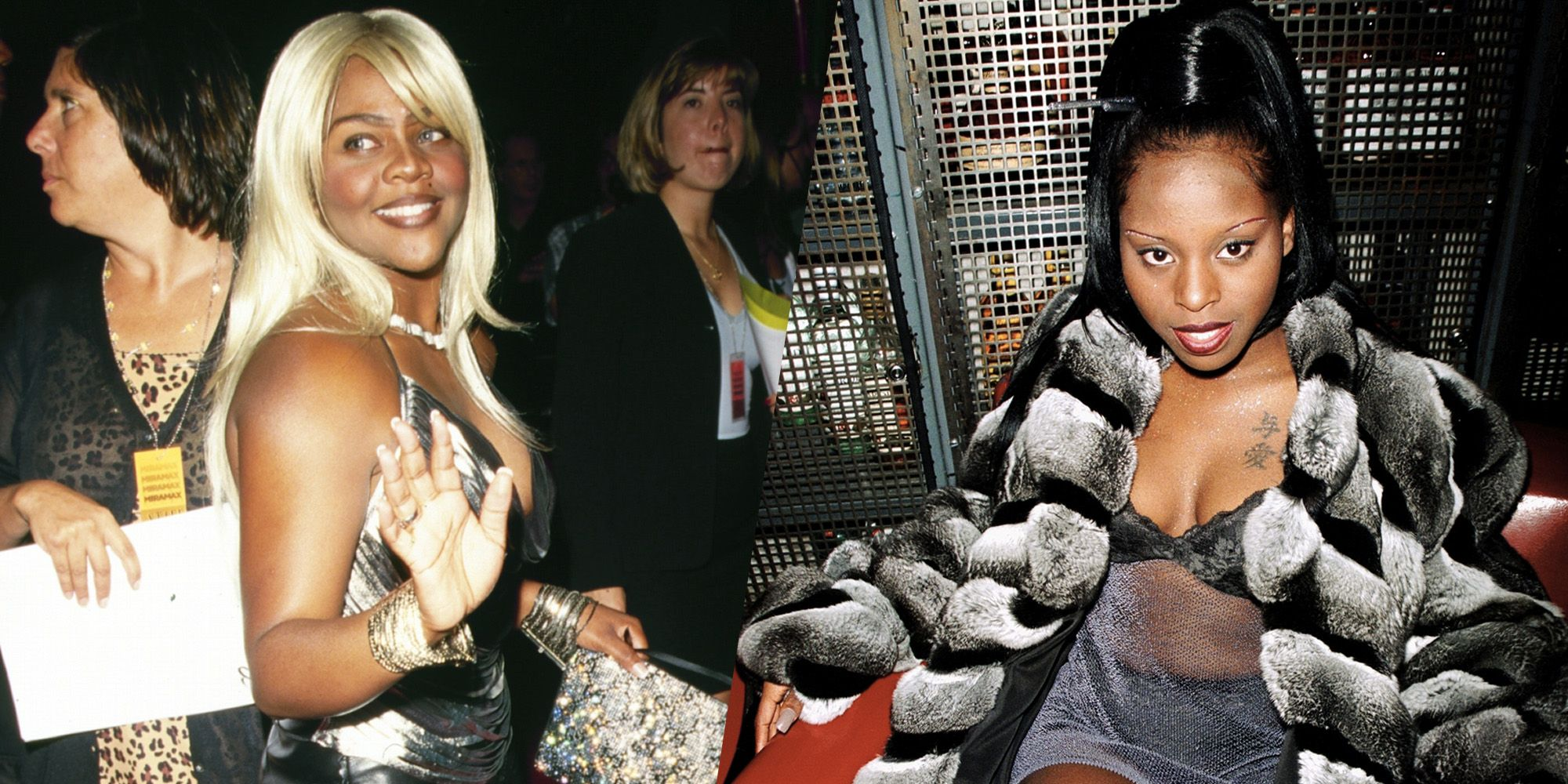pictures Foxy brown avoids jail for her shop trashing freak out