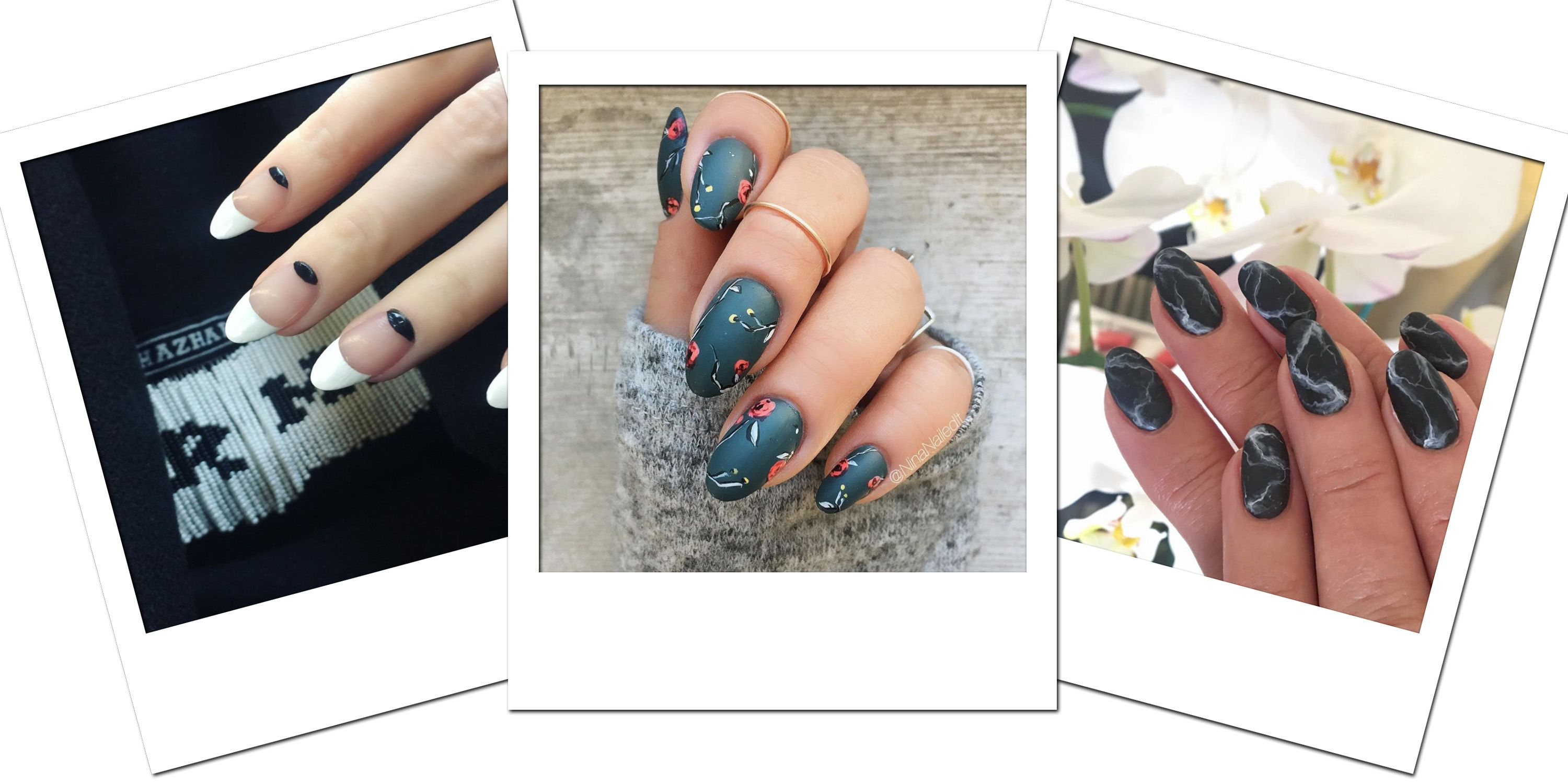 2018 Nail Polish Trends and Manicure Ideas - Harper\'s BAZAAR