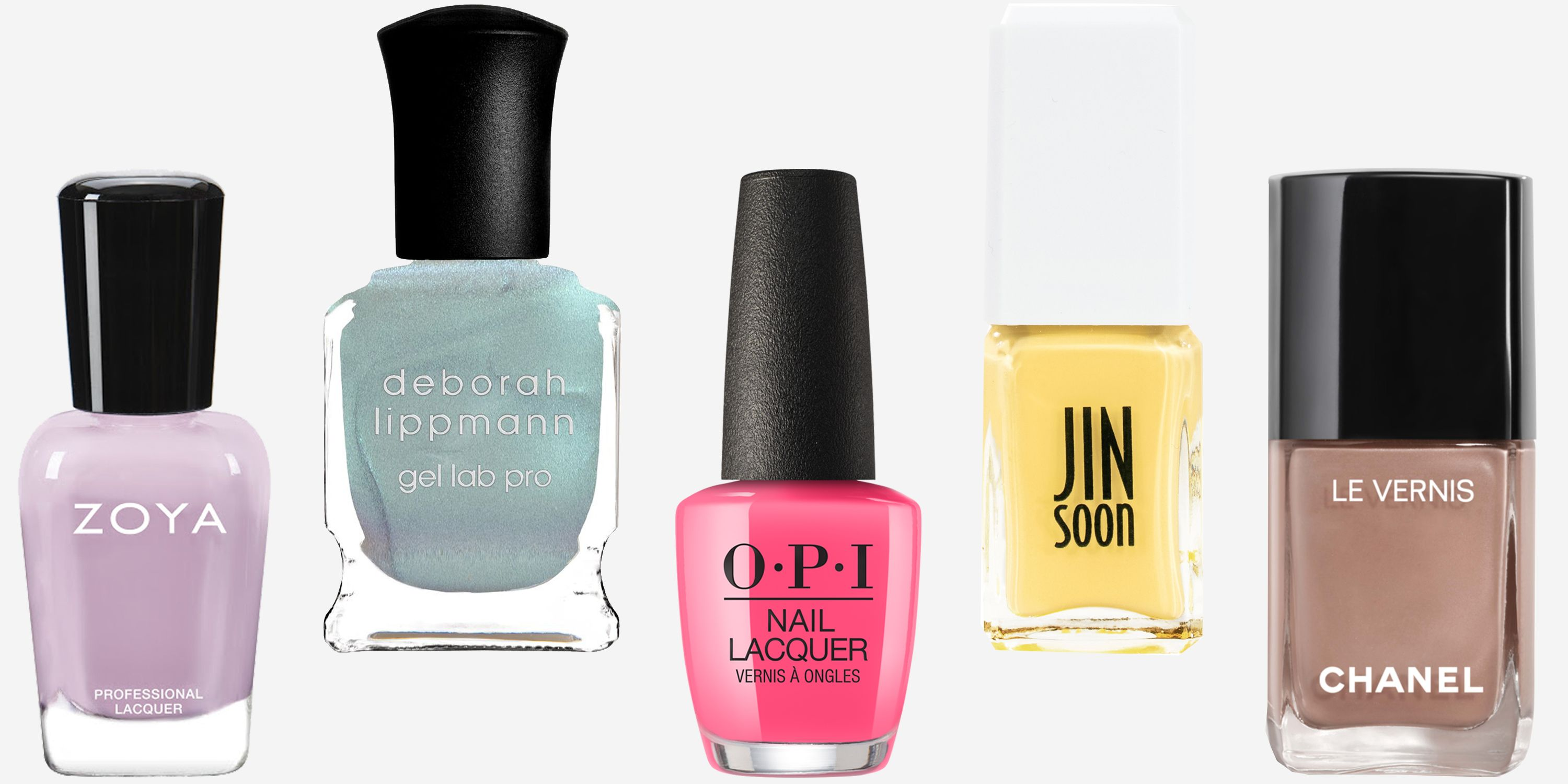 The 9 Best New Summer Nail Polishes