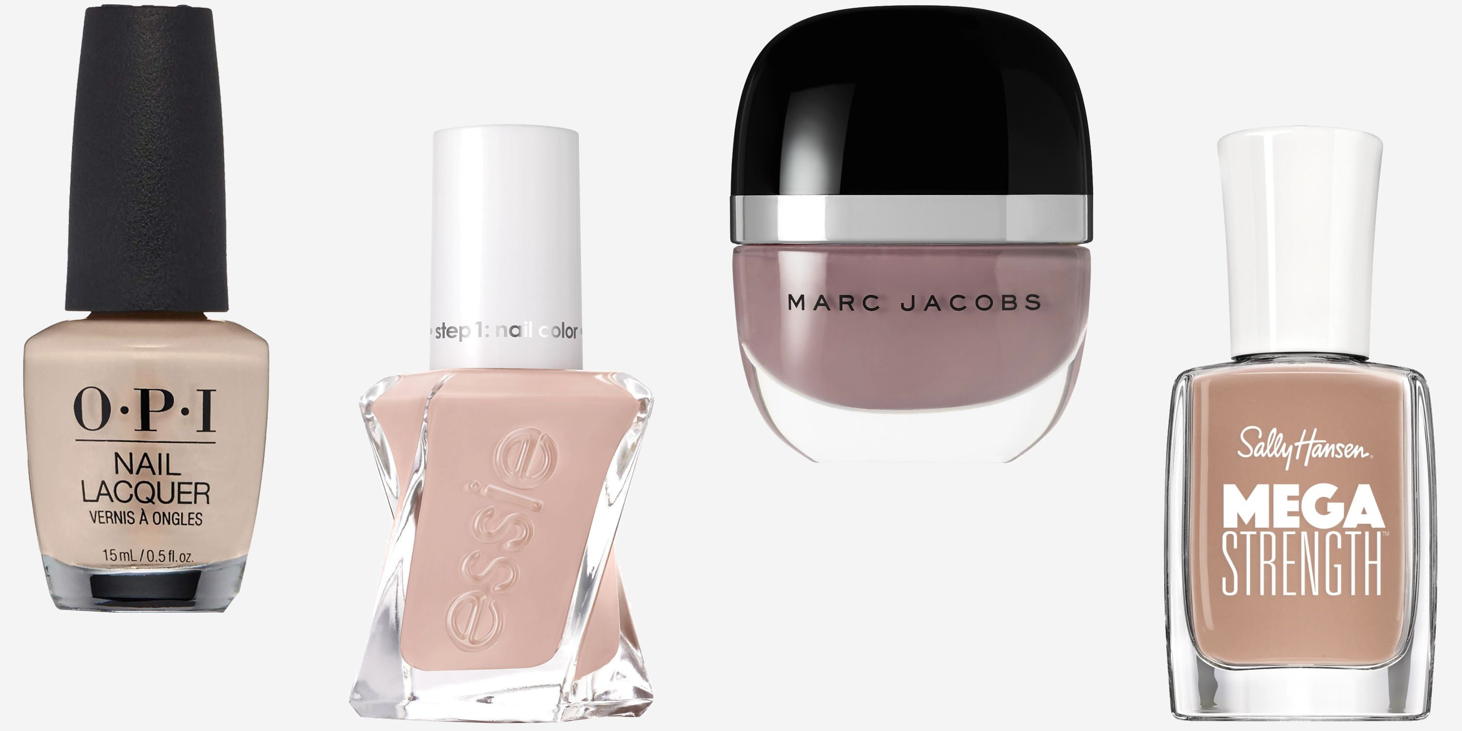 12 Best Nude Nail Polish Colors - Neutral Nail Colors for Every Skin ...