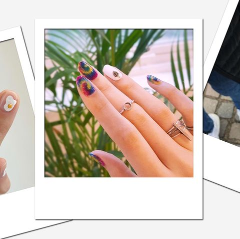 Nail Polish Trends, Nail Design & Art Ideas and Manicure Looks 2019