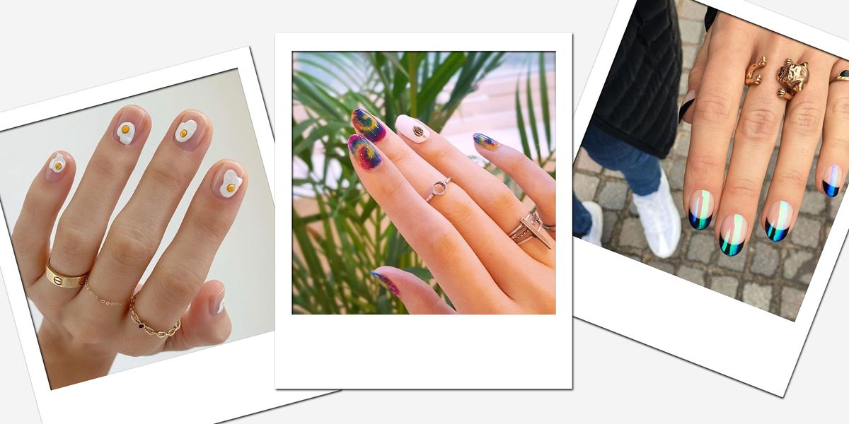 The Top Nail Trends of The 2019 (So Far)