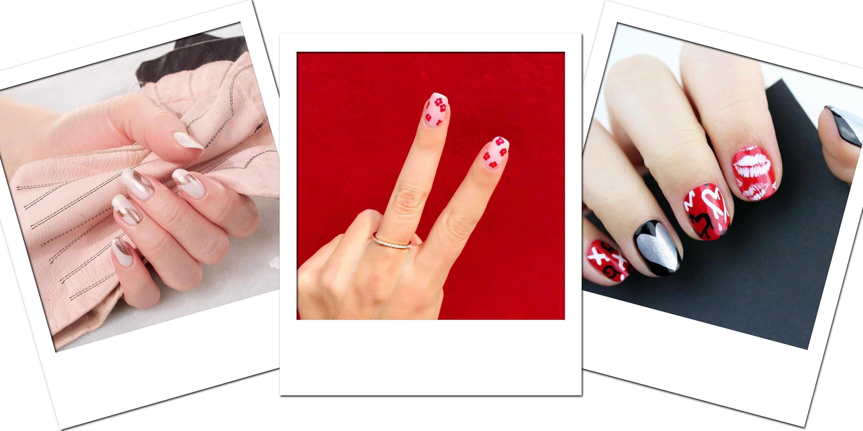 Valentine S Day Nail Art Nail Art Ideas For Valentine S Day