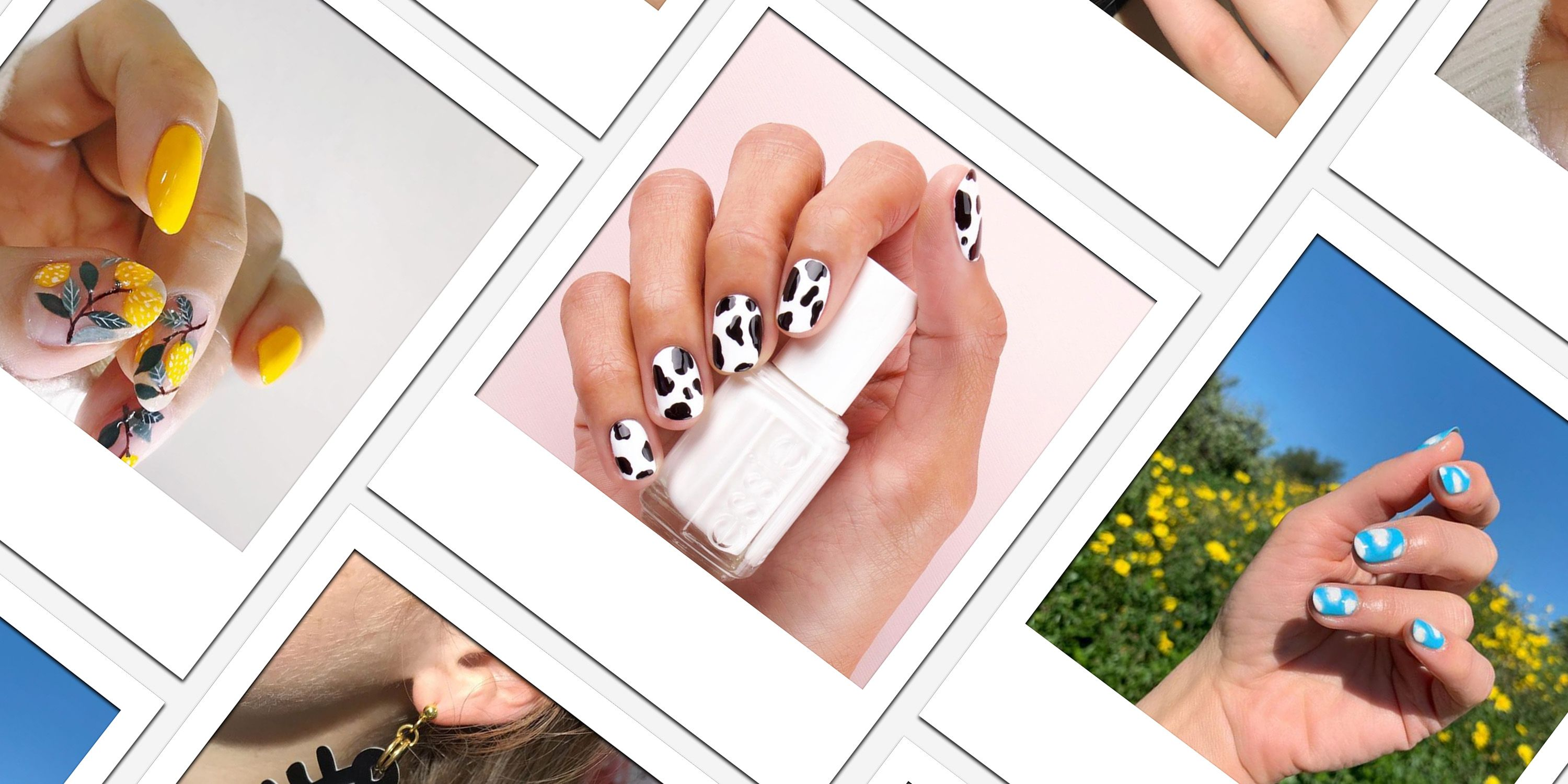 Summer 2019 Nail Trends and Manicure Ideas , 30 Summer Nail