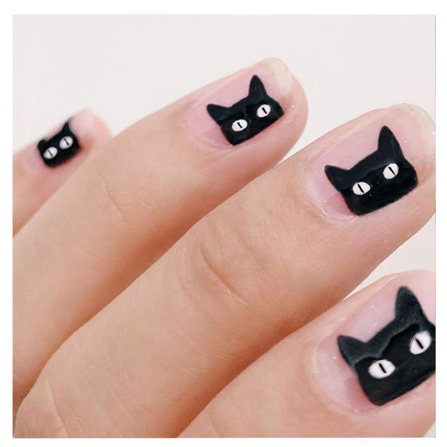 nail, manicure, nail polish, nail care, finger, cosmetics, hand, peach, service, material property,