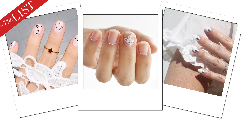 Wedding Nail Design Ideas - Pretty Wedding Bridal Nail Art