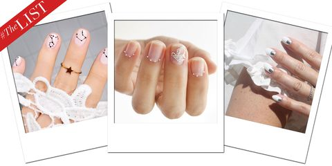Wedding Nail Design Ideas