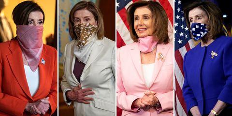 nancy pelosi face masks