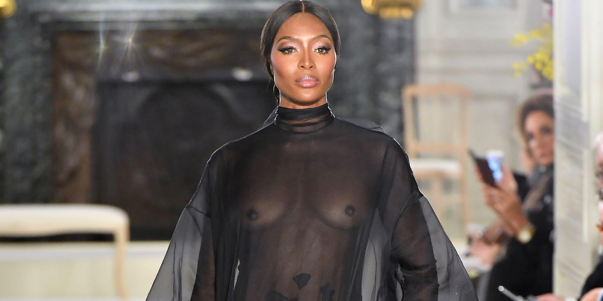 Photos Naomi Campbell naked (58 photos), Tits, Sideboobs, Boobs, panties 2019