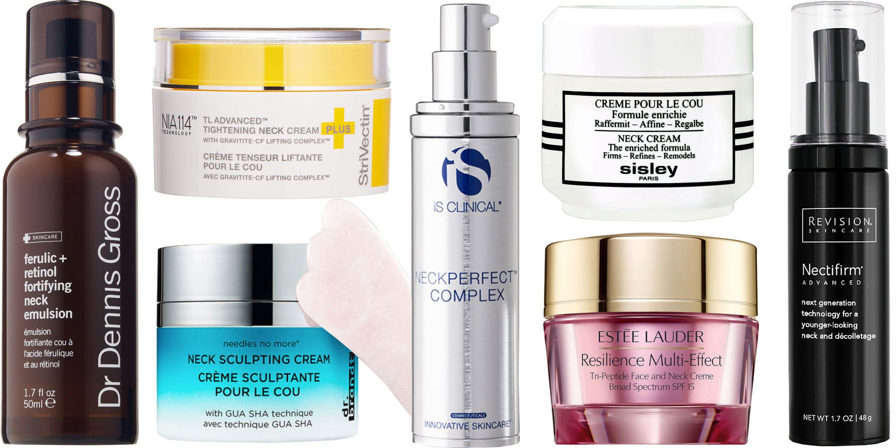 The 10 Best Anti-Aging Neck Creams
