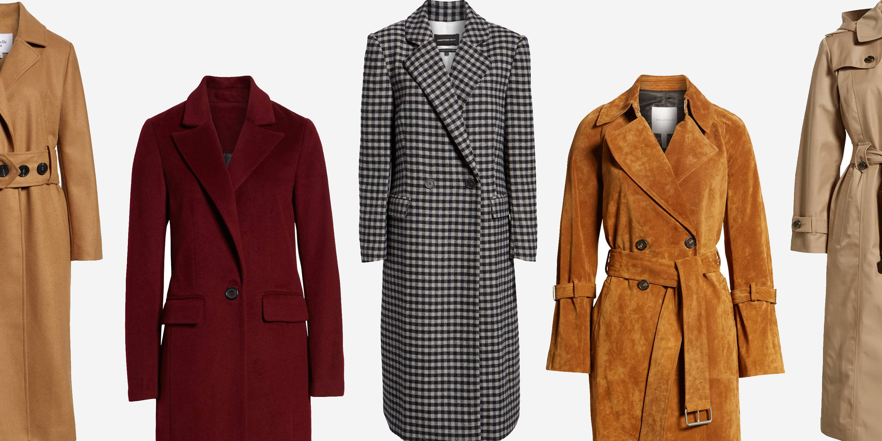 Nordstrom's Fall Sale Is Filled With a Ton of Really Good Coats and Boots